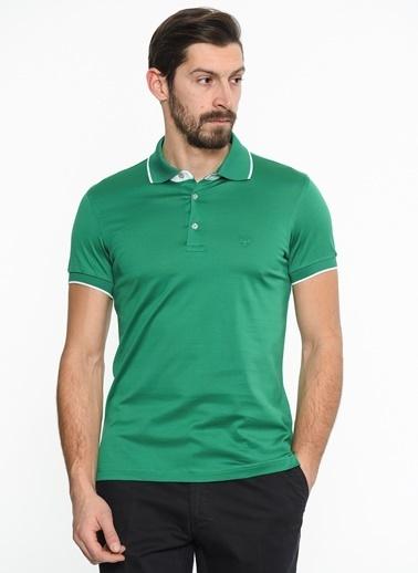 Comienzo Polo Yaka Tişört Yeşil